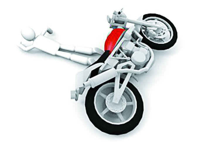 Bike accident clipart 5 » Clipart Station.