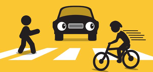Crosswalk Safety Tips.