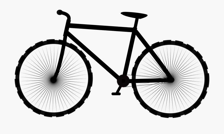 Bicycle Clipart Beach.