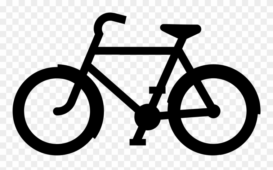 Bike Clipart Black And White Free Clipart Images.