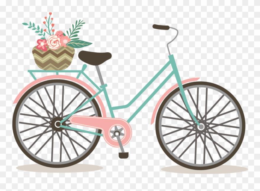 Vintage Cycling Clip Art.