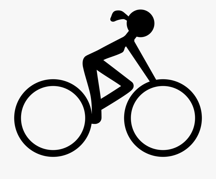 Cycling Clipart Svg.