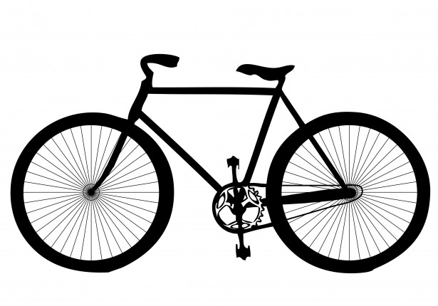 Bicycle Clipart Free Stock Photo.