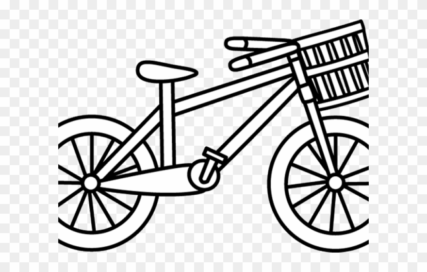 Bicycle Clipart Cartoon Bike.