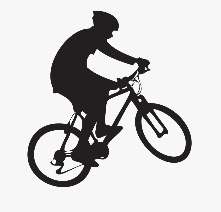 Cycling Clipart Logo.