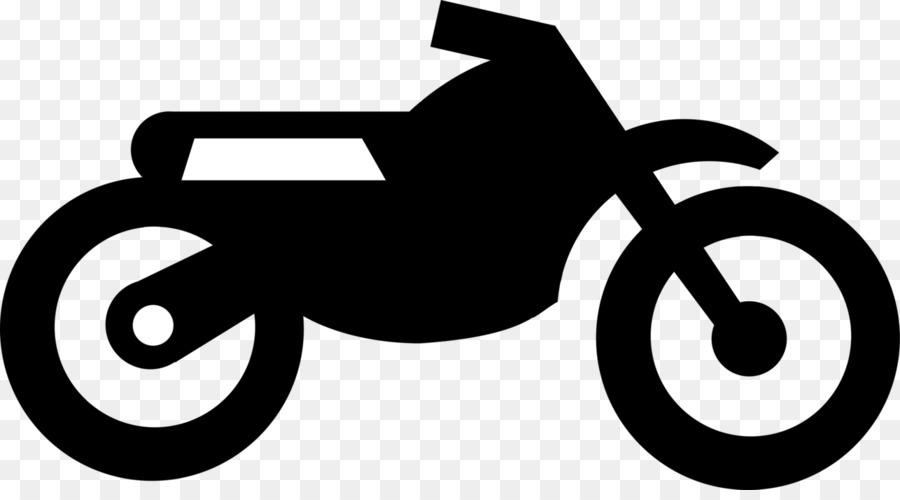 Bike Cartoon clipart.