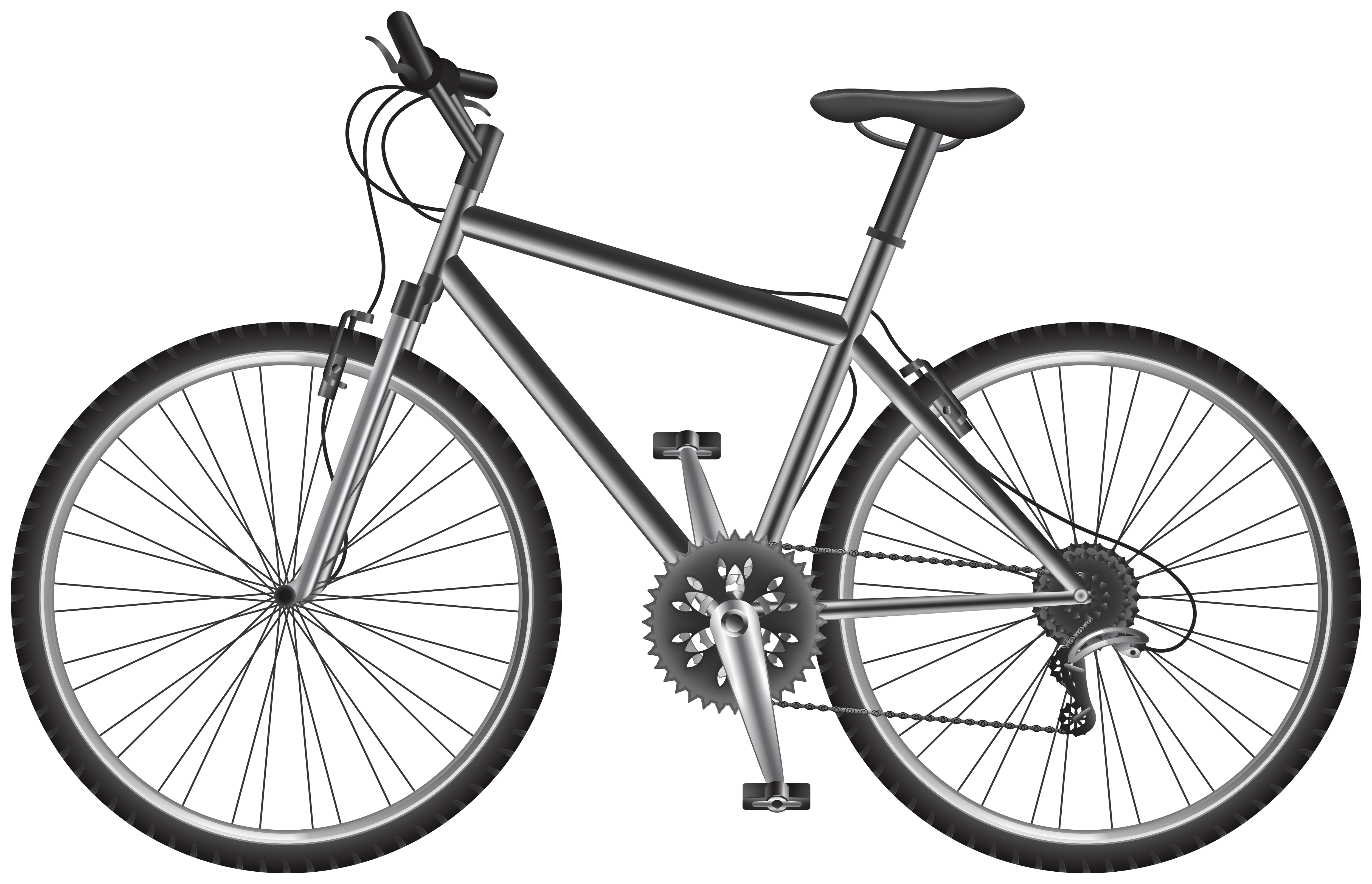 Bicycle PNG Clip Art.