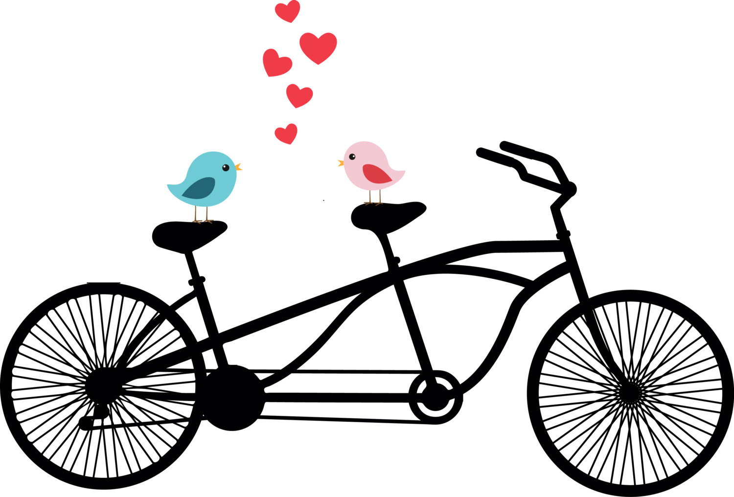 Bike clip art bicycle clipart 2 clipartwiz.