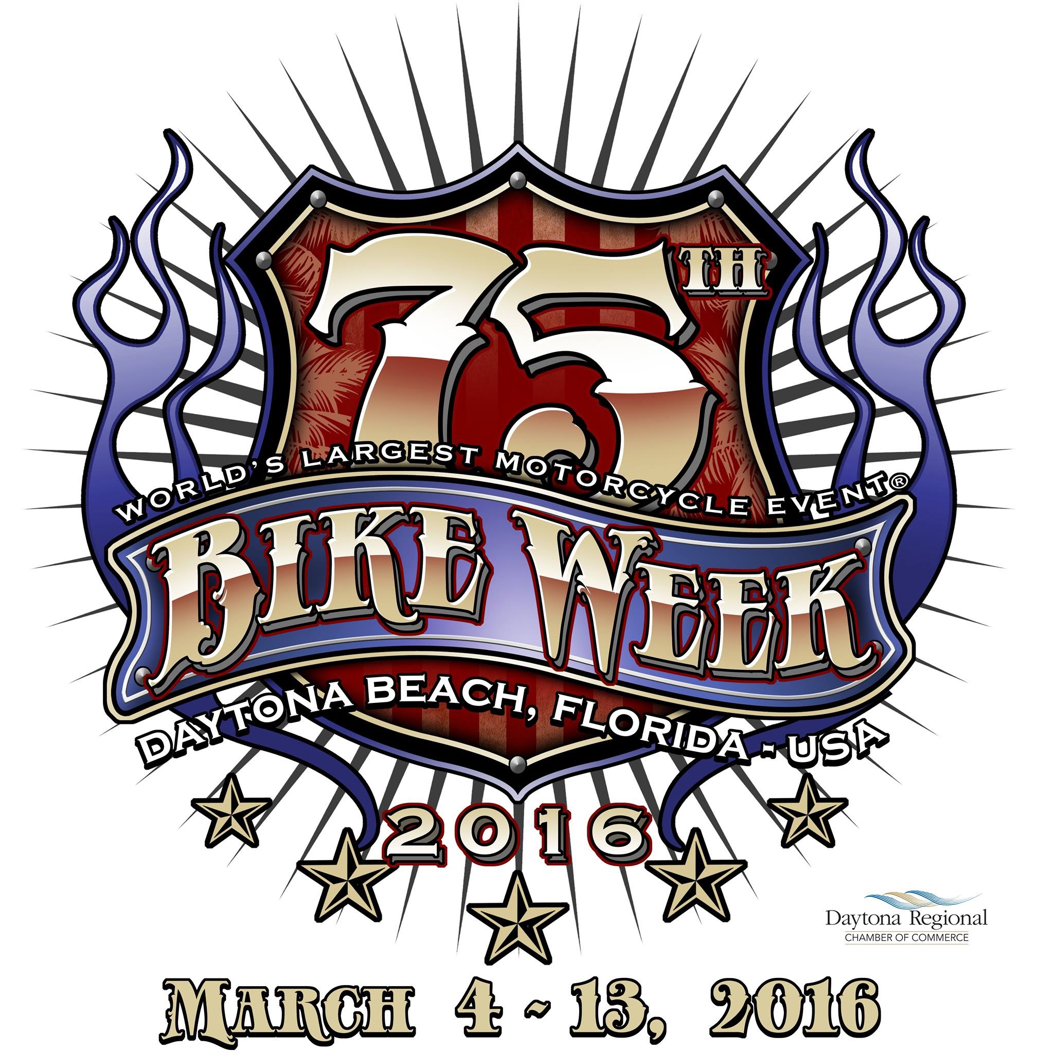 Daytona Bike Week Motorcycle Rentals.
