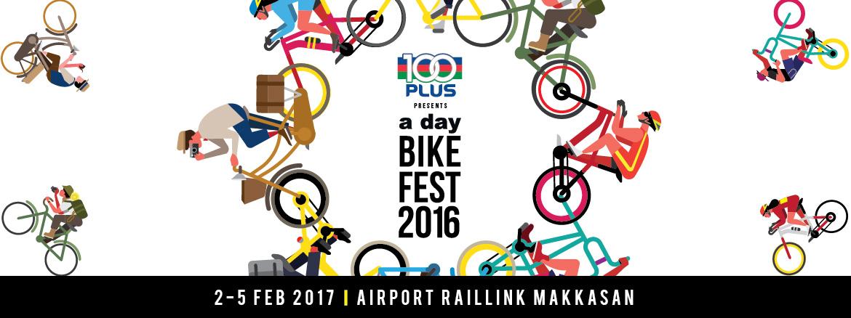 a day BIKE FEST 2016.