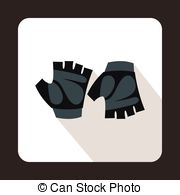 Cycling gloves Vector Clip Art Royalty Free. 329 Cycling gloves.