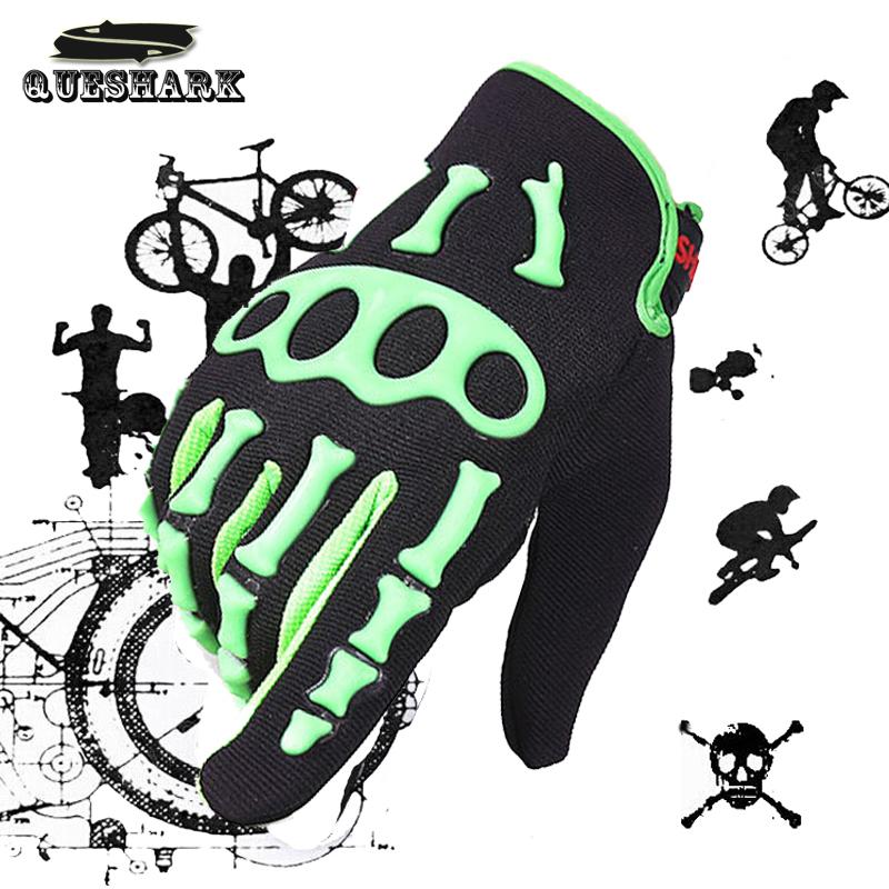 Popular Skeleton Bike Gloves.