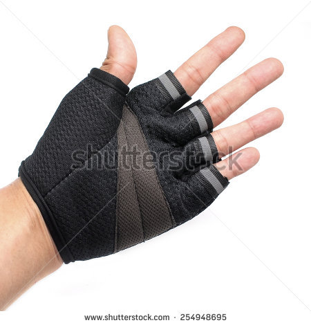 Cycling Gloves Stock Photos, Royalty.