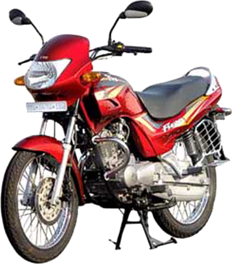 Hero Bike Png File.