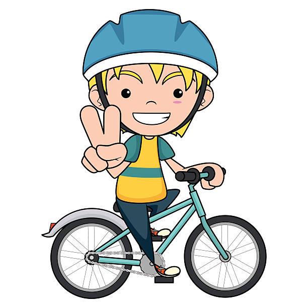 Best Bike Helmet Illustrations, Royalty.
