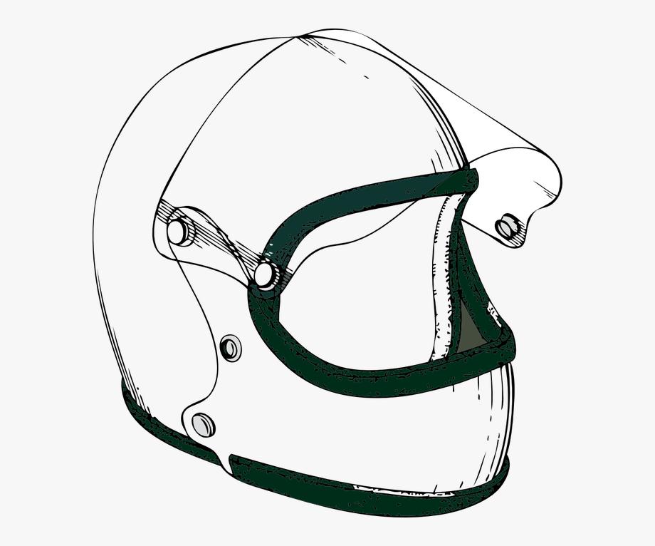 Image Motorcycle Helmet Clipart.