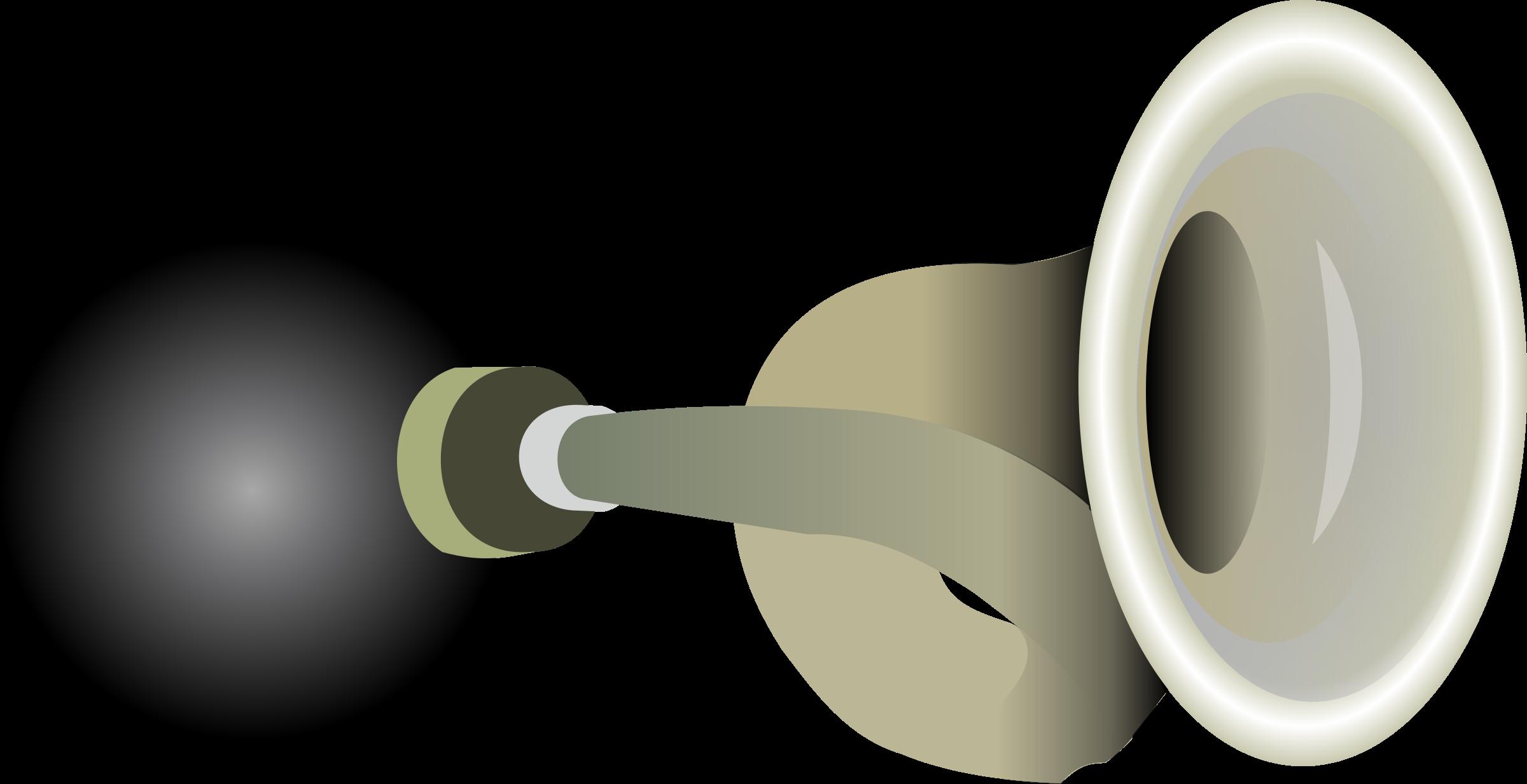 Bike Horn Clipart.