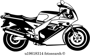 Motorcycle Vectors.