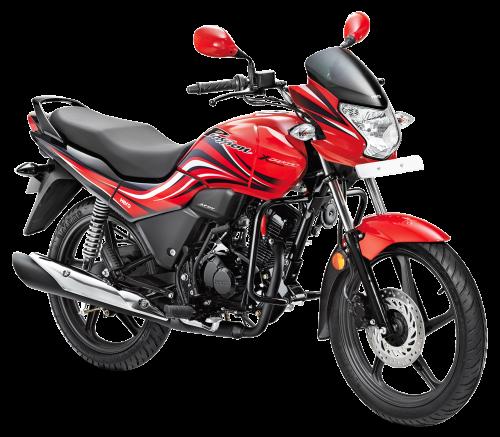 Hero Passion Xpro Motorcycle Bike PNG Image.