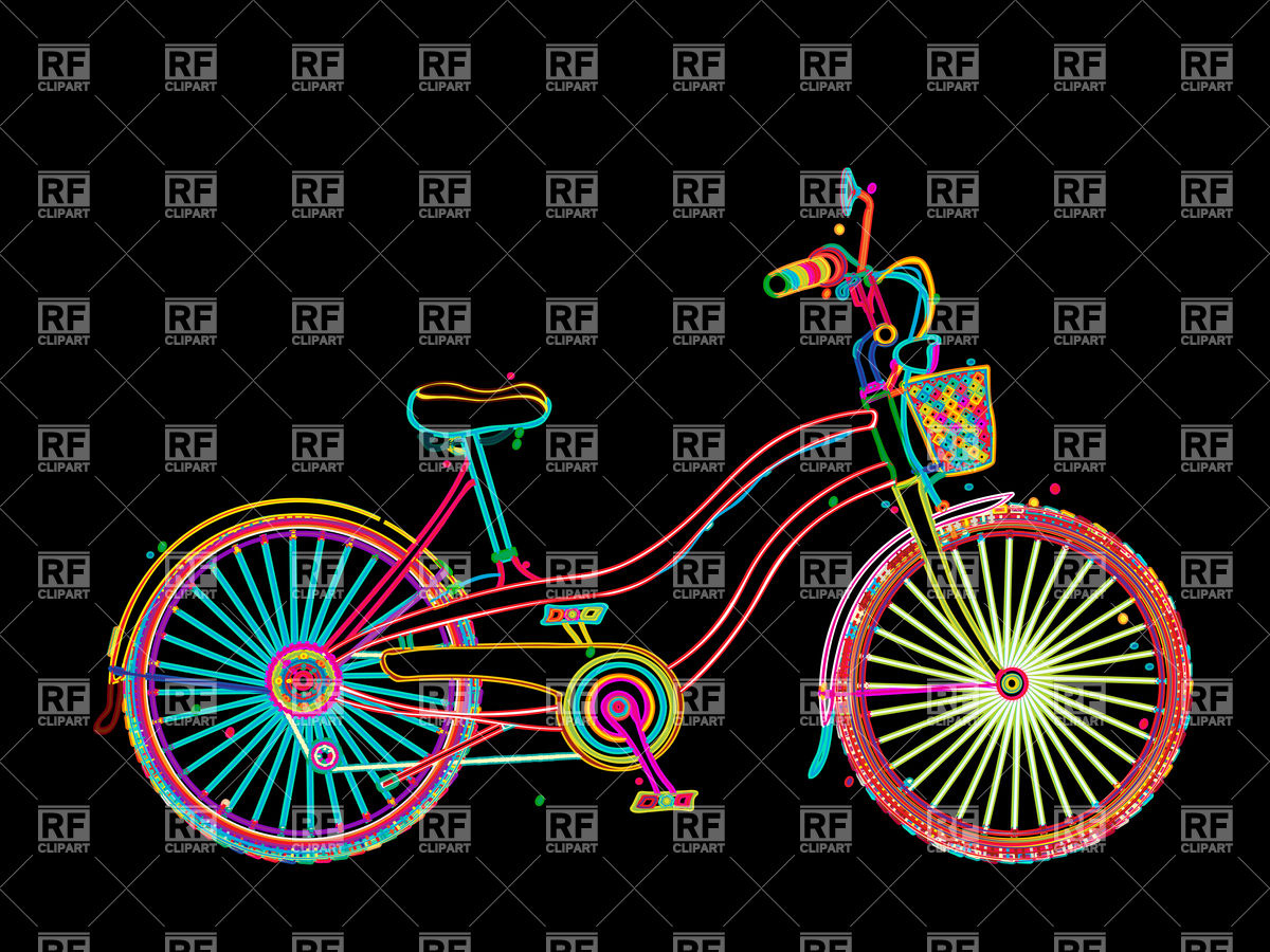 Neon Light Clipart.