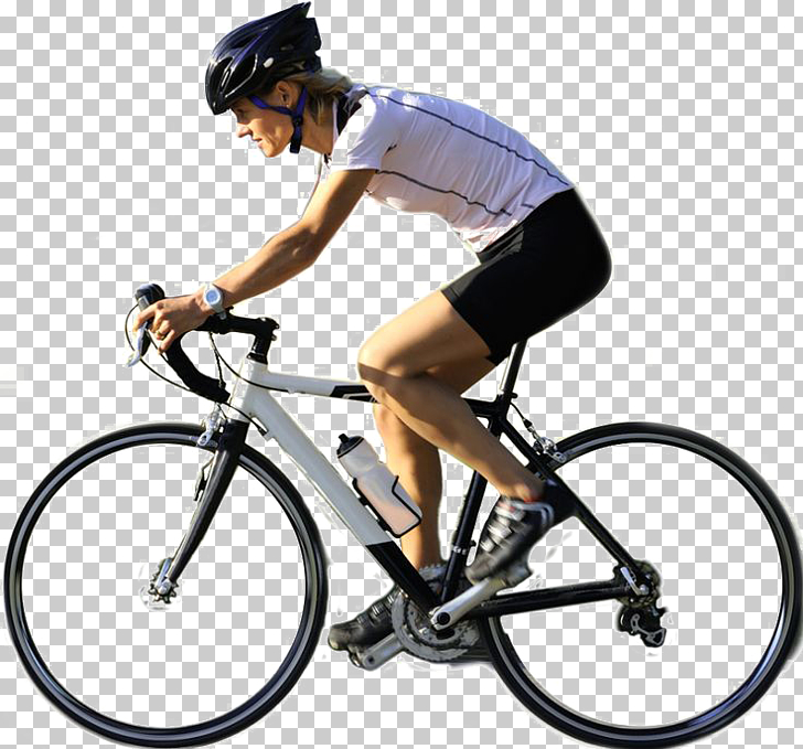 Architectural rendering, Cycling Transparent Background.