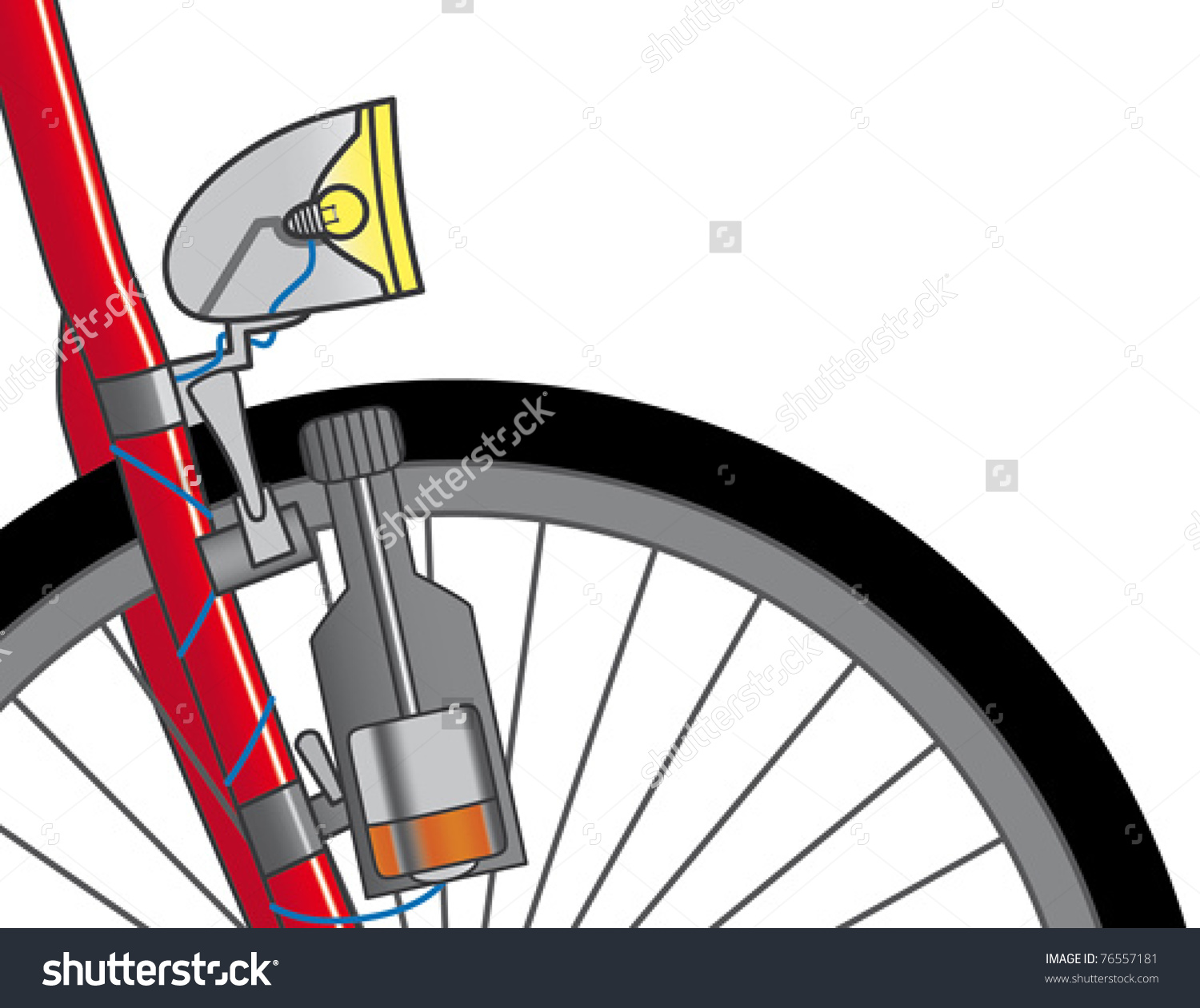 Bike Lights Clipart Clipground
