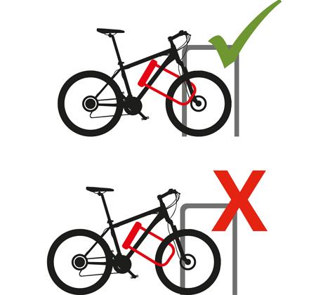 Bike Locks.