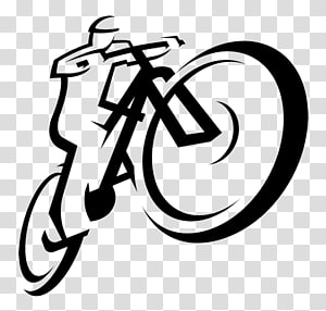 Cycling Logo transparent background PNG cliparts free.