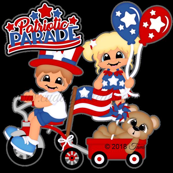 Patriotic Parade.