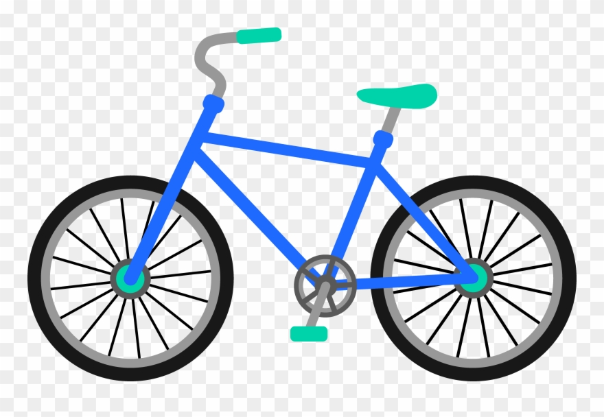 Clipart Of Bike, Proceeds And Specialized.