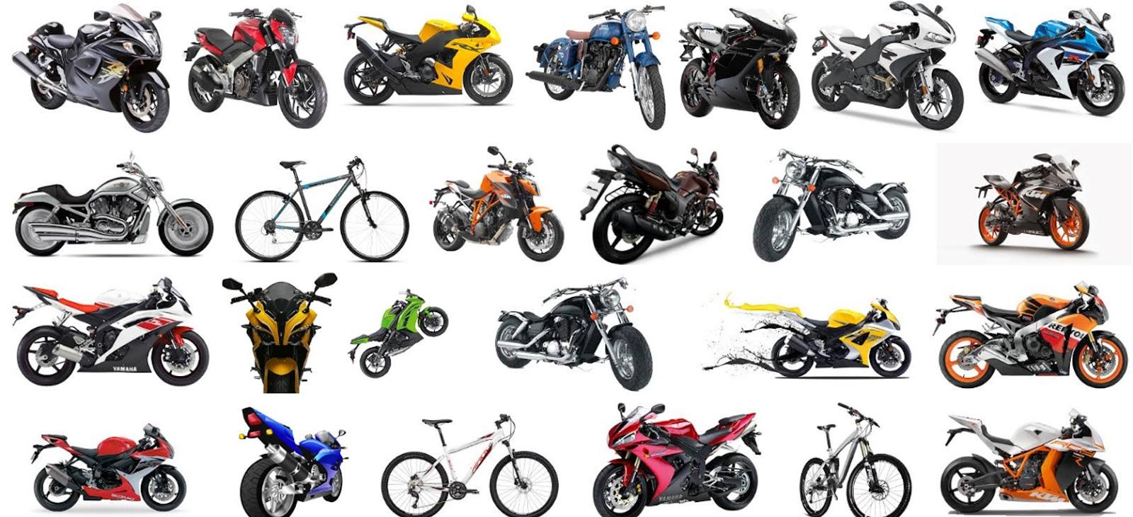 KTM Bike PNG Download for Photoshop.