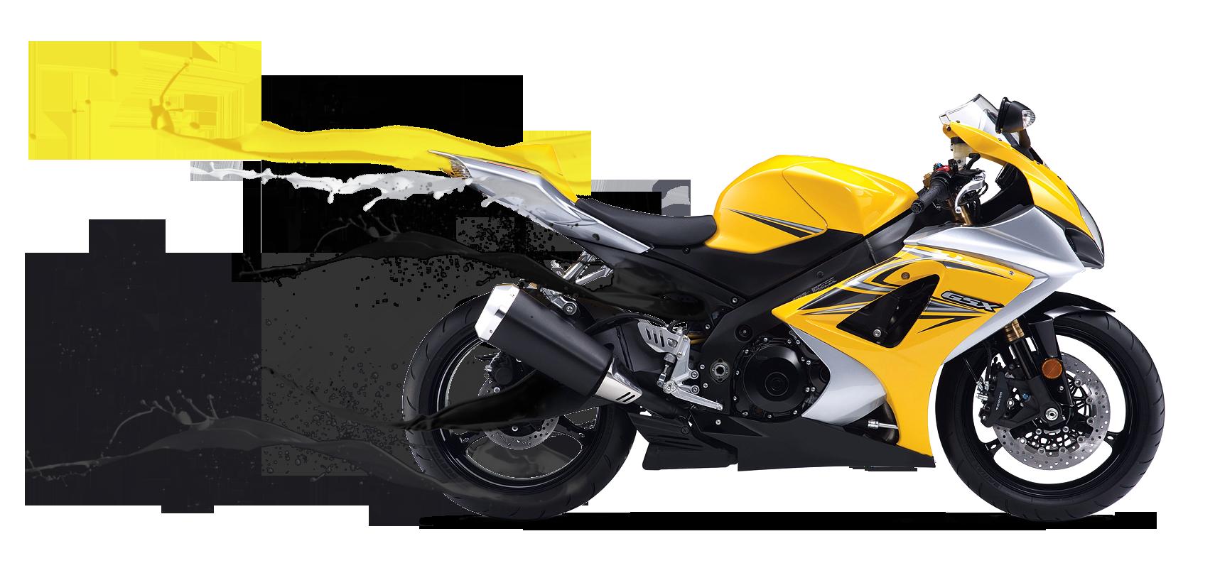 Motorbike PNG File #49484.