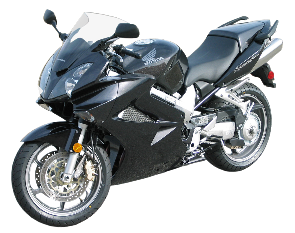 Motorcycle PNG Image.