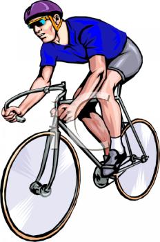 Bike racing clipart » Clipart Portal.