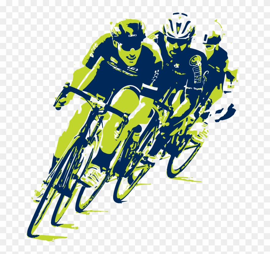 Clipart Bike Bike Racer.