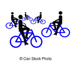Bicycle rack Illustrations and Stock Art. 59 Bicycle rack.