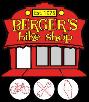 Berger's Bike Shop.