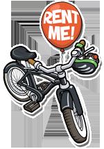 Bike Tours and Bike Rentals.