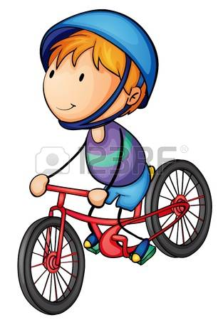 8,616 Bike Riding Stock Vector Illustration And Royalty Free Bike.