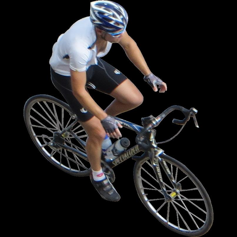 Bike Ride PNG Image.