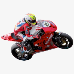 Motorcycle Rider Png PNG Images.