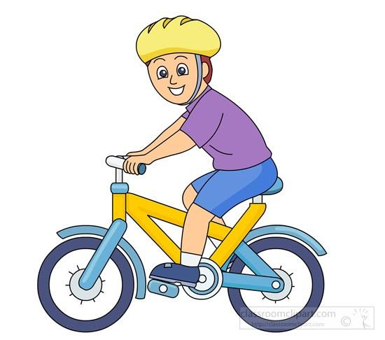Bike riding clipart 4 » Clipart Portal.