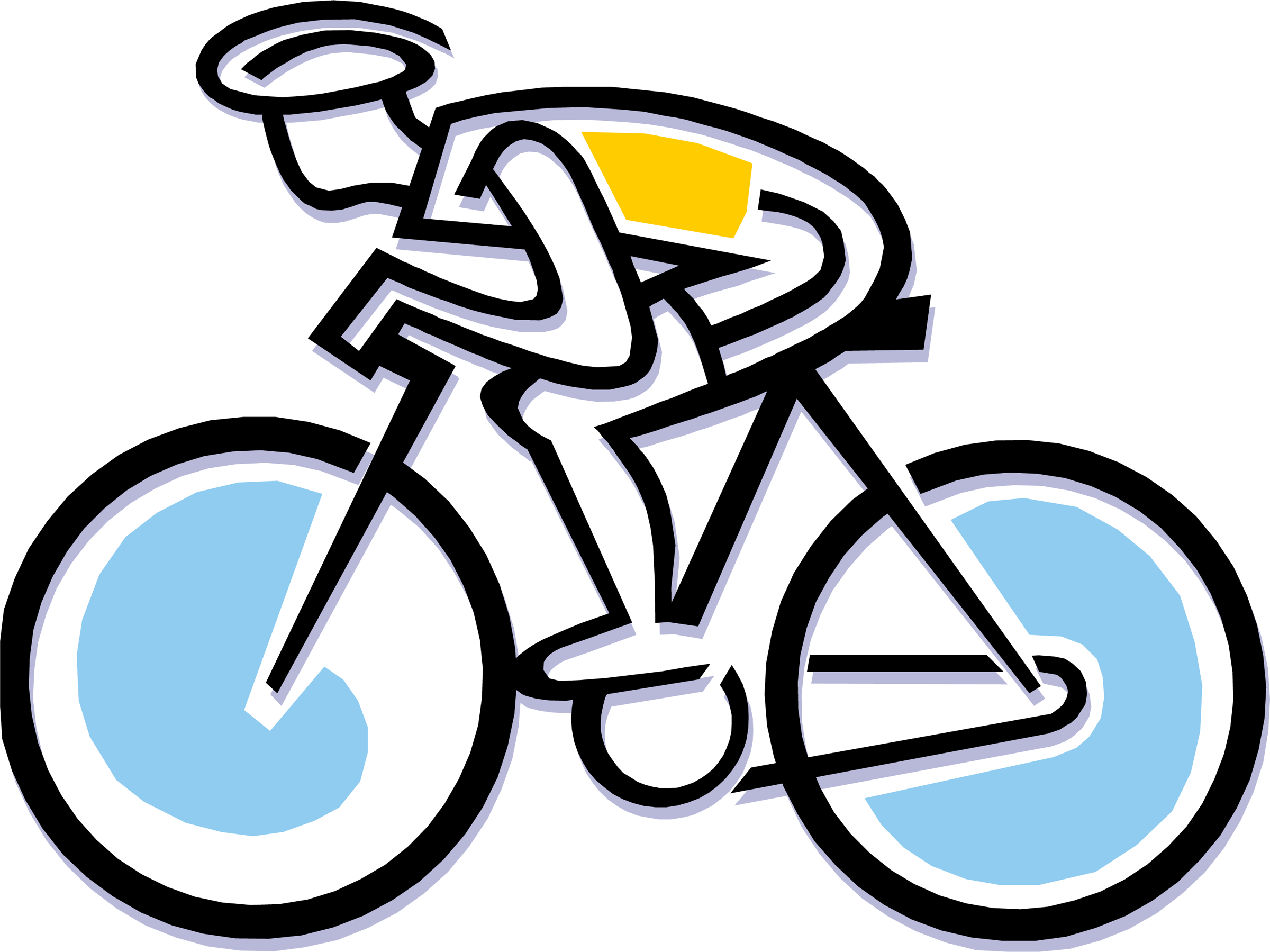 Banner Library Download Bike Rodeo Clipart.