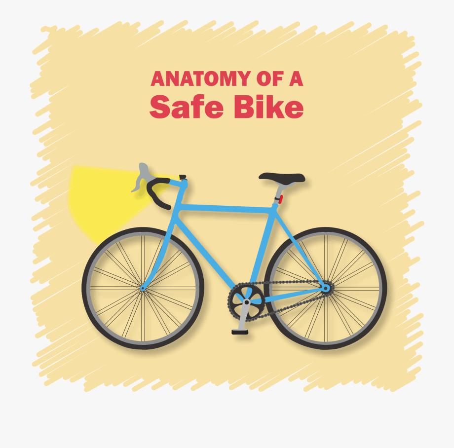 Safe Clipart Bike Safety.