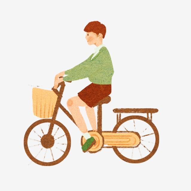 Bike Silhouette For Kids, Bike Clipart, Kids Clipart, Bike.