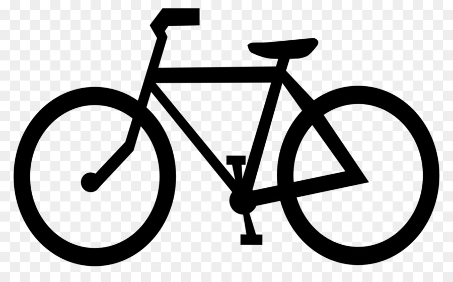 Free Bike Silhouette Clip Art, Download Free Clip Art, Free Clip Art.