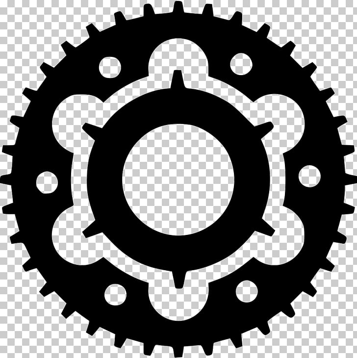 Sprocket Motorcycle Car Bicycle Cogset, motorcycle PNG.