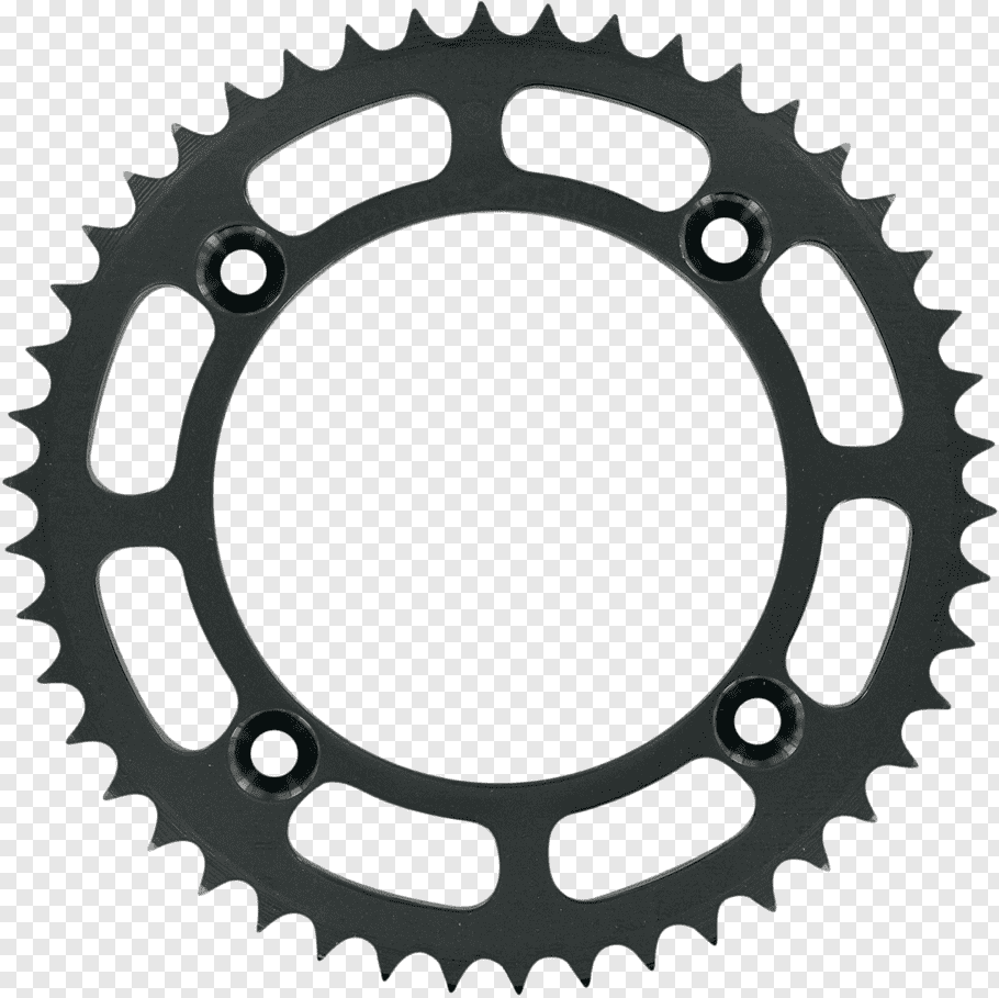 Gray motorcycle sprocket, Sprocket Bicycle Motorcycle Roller.