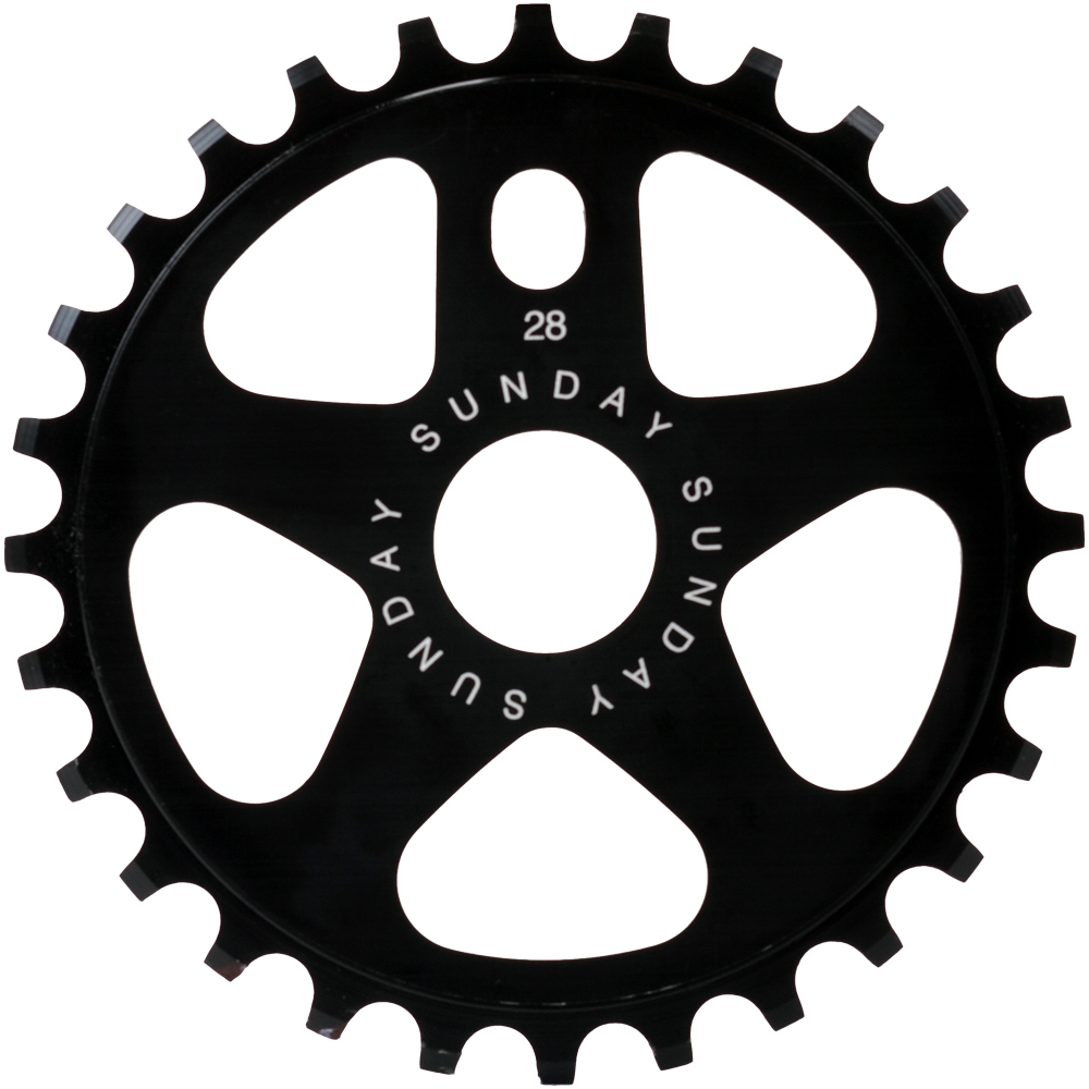 Bicycle Sprocket Clip Art.