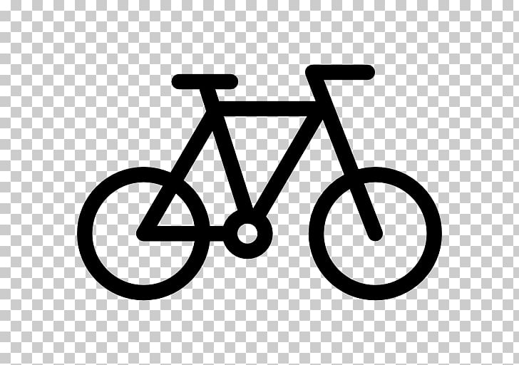 Bicycle Cycling Computer Icons , Top View bike PNG clipart.